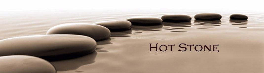 hotstone op water